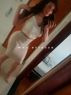 Shaira escorte massage