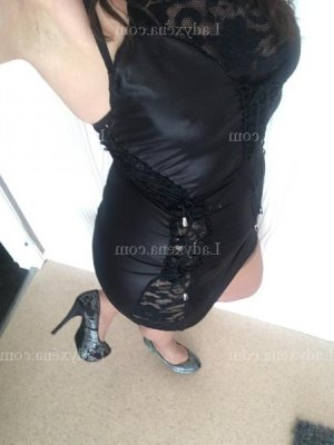 Branka escorte girl massage sexy à Liverdun