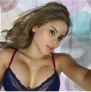 Jesabel escort girl massage tantrique