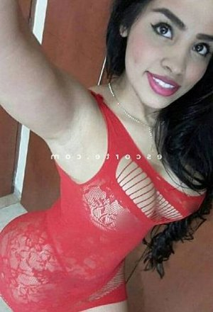 Laiyna massage sexy escorte à Tarnos